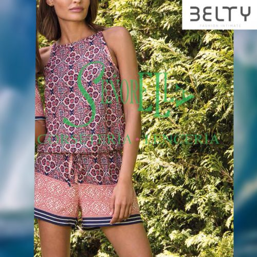 Mono corto mujer Belty