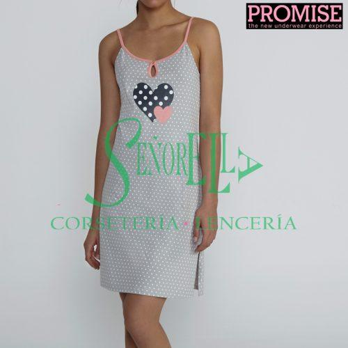 Camisón Promise N05531