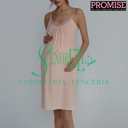 Camisón Promise N05701 maternal