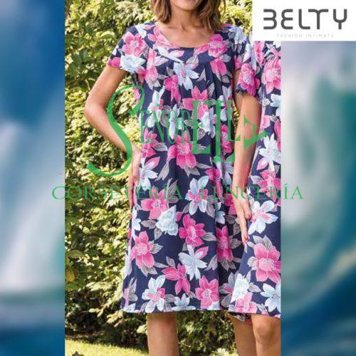 Vestido playero Belty de flores