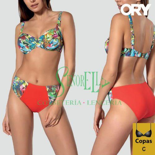 Bikini Ory tirante desmontable copa C