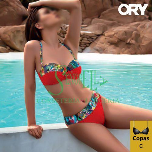 Bikini Ory tirante desmontable