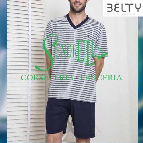 Pijama caballero verano Belty