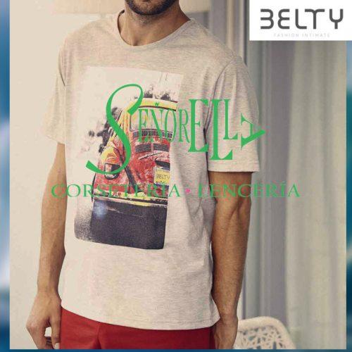 Pijama verano caballero Belty