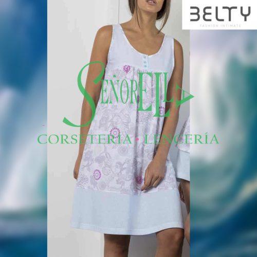 Camisón Belty 100% algodón