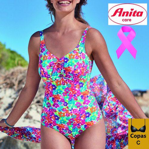 Bañador Anita Prótesis en copa C y lycra reforzada