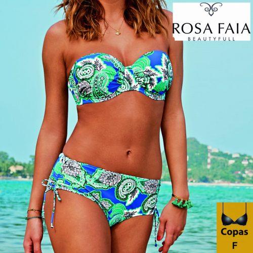 Bikini Rosa Faia gran capacidad
