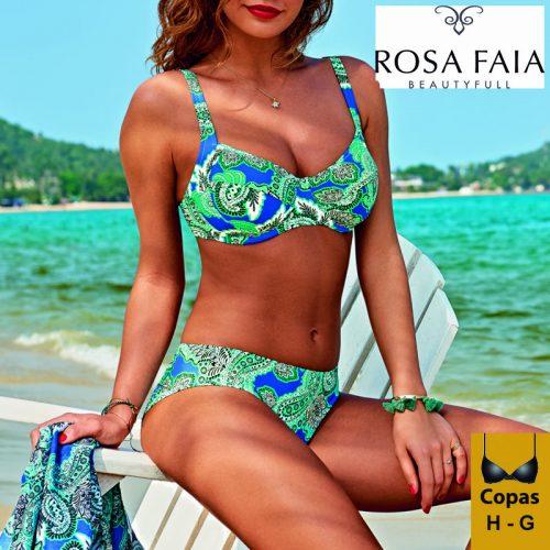 Bikini reductor Rosa Faia