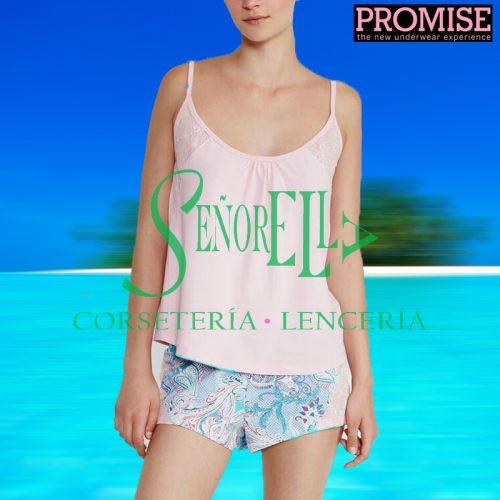 Pjama Promise mujer