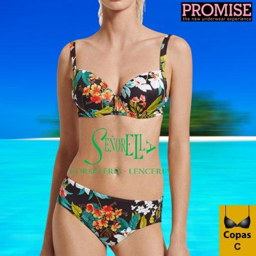 Bikini Promise con aros y foam