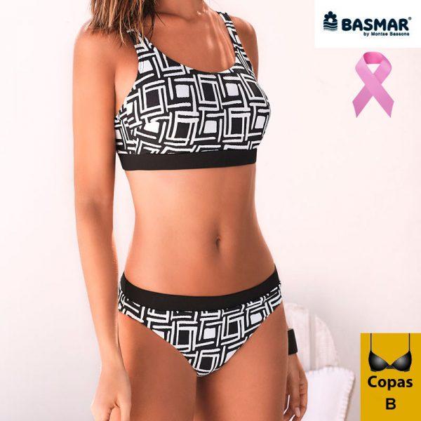 Bikini Basmar 9108 prótesis