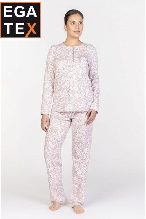 pijama-estampado-lunares…