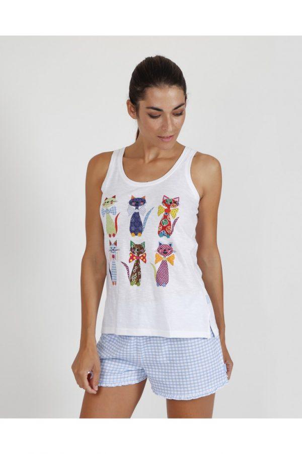 pijama-tirantes-cats-in-bowties (1)